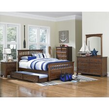 Clarktown Twin Panel Customizable Bedroom Set by Darby Home Co®