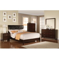 Carreras Platform Customizable Bedroom Set by Charlton Home®