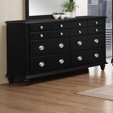 Daley 6 Drawer Dresser by Darby Home Co®