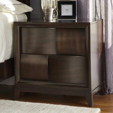 Dartmouth 2 Drawer Nightstand by Darby Home Co®