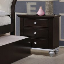 Johnny 5 Drawer Nightstand by House of Hampton