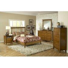 Hudson Panel Customizable Bedroom Set by Loon Peak®
