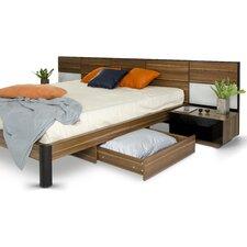 Lipscomb Platfom 5 Piece Bedroom Set by Brayden Studio®