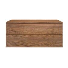 Wonder Wall 2 Drawer Dresser by Blu Dot