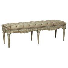 Stockwell Upholstered Bedroom Bench by Rosalind Wheeler