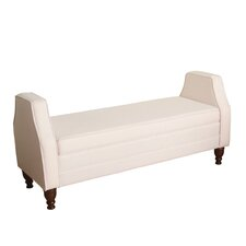 Raubsville Upholstered Storage Bedroom Bench by Andover Mills®