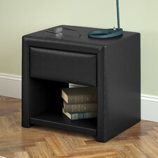 Jenson 1 Drawer Nightstand by Wade Logan®