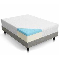 lucid matelas en mousse et en latex. Black Bedroom Furniture Sets. Home Design Ideas