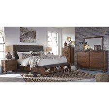 Upholstered Storage Panel Customizable Bedroom Set by Brayden Studio®