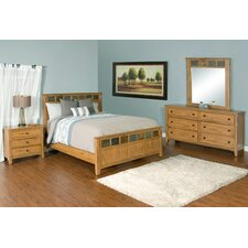 Framingham Panel Customizable Bedroom Set by Loon Peak®
