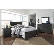 Talon Poster Customizable Bedroom Set by Wade Logan®