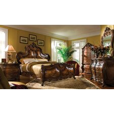 Palais Royale Panel Customizable Bedroom Set by Michael Amini