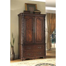 Cannes Armoire by Wildon Home ®