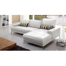 Urban Leather Sectional by Hokku Designs Online Cheap  sc 1 st  Loveseats : hokku sectional - Sectionals, Sofas & Couches