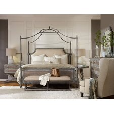 True Vintage Canopy Customizable Bedroom Set by Hooker Furniture