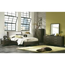 Sirena Platform Customizable Bedroom Set by Brayden Studio®