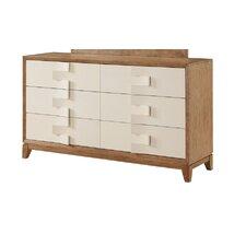 Sirius 6 Drawer Dresser by Brayden Studio®