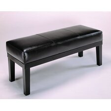 Bycast Leather-Like Bench by Wildon Home ®