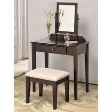 Vanity Set with Mirror by Wildon Home ®