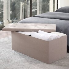 Storage Upholstered Bedroom Bench by Fresh Ideas