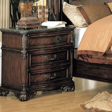 Fabiana 3 Drawer Bachelor's Chest by Wildon Home ®