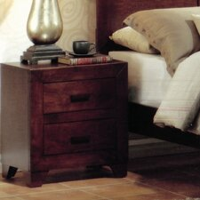 Avery 2 Drawer Nightstand by Wildon Home ®