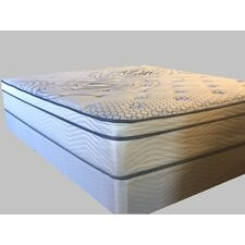 BackSense® HourGlass Elegante Euro Plush Mattress by Therapedic