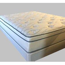 BackSense® HourGlass Oasis Gel Euro Plush Mattress by Therapedic