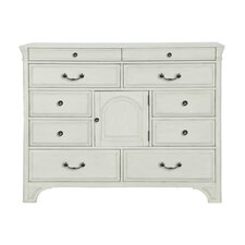 Harbison 10 Drawer Chest by Darby Home Co®