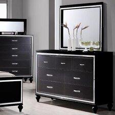 Tenterden 7 Drawer Dresser with Mirror by Mercer41