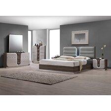 Kyrie Platform Customizable Bedroom Set by Wade Logan®