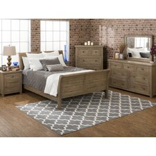 Cannes Sleigh Customizable Bedroom Set by Laurel Foundry Modern Farmhouse