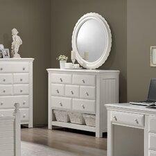 Ulysse 7 Drawer Dresser with Mirror by Laurel Foundry Modern Farmhouse