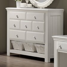Ulysse 7 Drawer Dresser by Laurel Foundry Modern Farmhouse