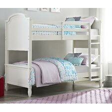 Arinna Panel Bunk Bed Customizable Bedroom Set by Viv + Rae