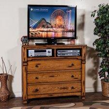 Fresno 3 Drawer Dresser by Loon Peak®