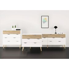 Pajaro 5 Drawer Chest by Langley Street