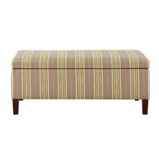 Chavers Upholstered Storage Entryway Bench by Charlton Home®