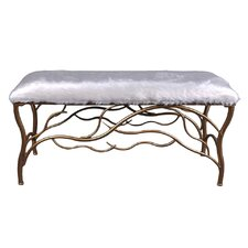 Metal Bedroom Bench by Cheungs