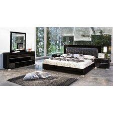 Nassau Street Panel 5 Piece Bedroom Set by Brayden Studio®