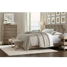Virage Panel Customizable Bedroom Set by Stanley Furniture