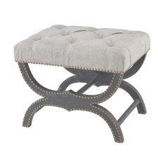 Lambert Upholstered Bedroom Bench by One Allium Way®