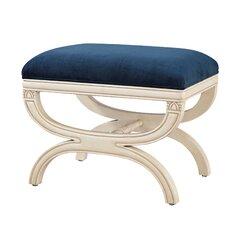 Gilda Upholstered Bedroom Bench by One Allium Way®