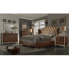 City Lights Panel Bedroom Set by Ultimate Accents