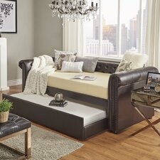 Kaminsky Daybed with Trundle by Darby Home Co®