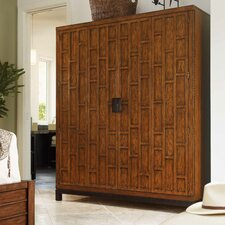 Ocean Club Samoa Armoire by Tommy Bahama Home