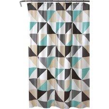 Theresa Geo Shower Curtain