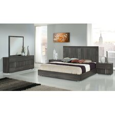Shelburne Italian Panel 5 Piece Customizable Bedroom Set by Wade Logan®