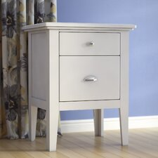 Wagonhouse 2 Drawer Nightstand by Red Barrel Studio®