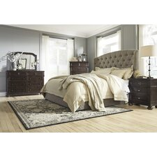 Almont Upholstered Customizable Bedroom Set by Darby Home Co®
